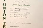 Welt Union Teckel - Junior Champion Yamaica Minidogland